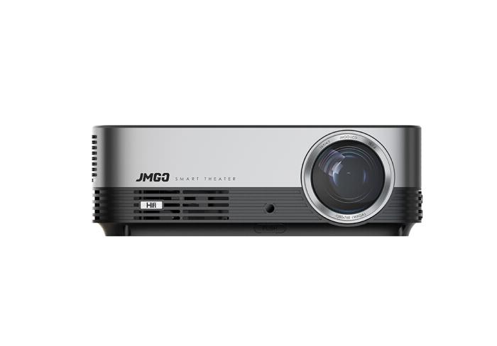 JmGO Máy in quả hạch (JmGO) a6 (Nhà máy tích hợp loa Beamer HIFI cùng màn hình điện thoại Android US