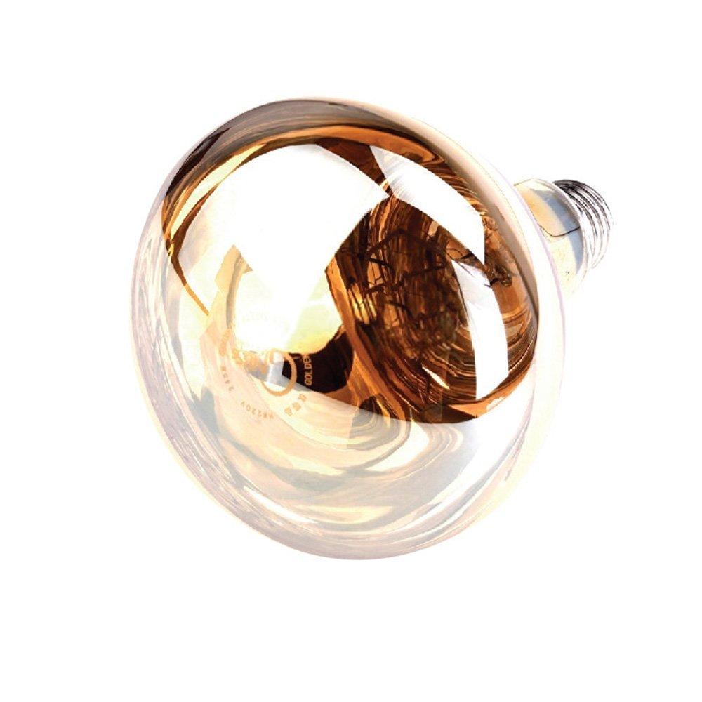 SHOPP đôi dây vonfram vàng bóng đèn hồng ngoại để thay bóng đèn màu vàng ánh sáng OP-183-A 183mm*125