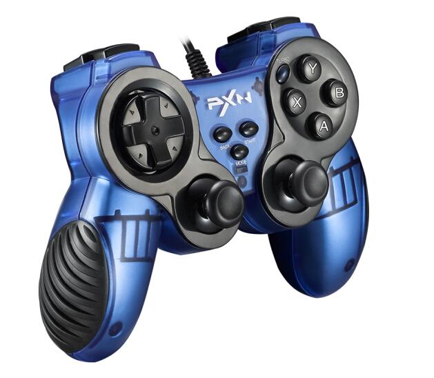 đạt (PXN) là trò chơi máy tính nối tay cầm kiếm Ðức Chúa Trời PXN-2901BL / Android /PS3 General Drea