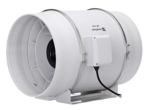Máy bay Hồng Vương miện /Hon&Guan hình tròn ống gió 315P/12 inch máy hàng quạt bếp công nghiệp m
