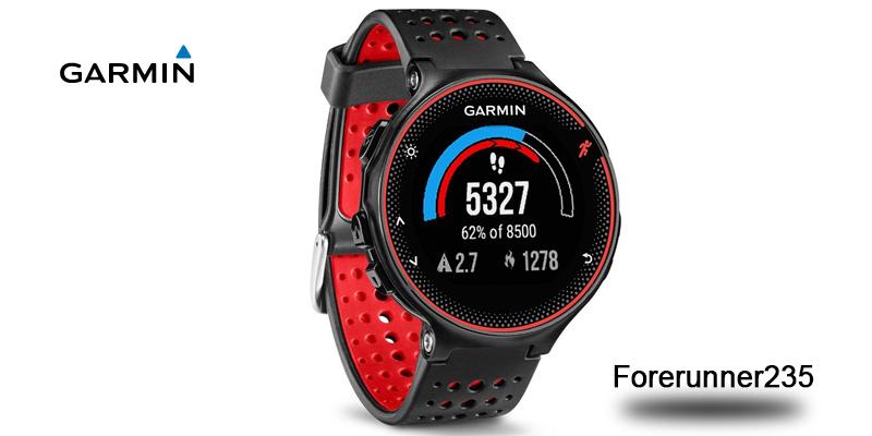GARMIN Nhịp tim của Garmin giai Minh forerunner235 Quang GPS thể thao ngoài trời cưỡi ngựa chạy (sao