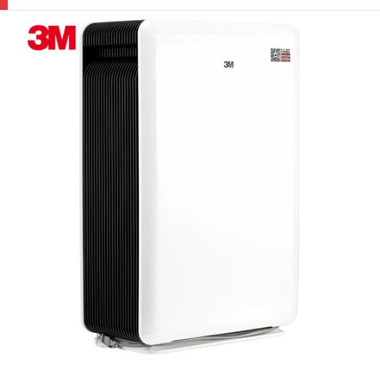 3M 3M máy lọc không khí gia dụng thông minh ngoài PM2.5 trừ formaldehyde WiFi câm khoản KJEA4187-MC