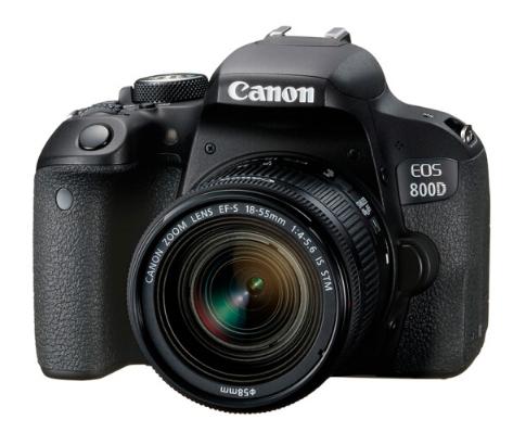 máy ảnh Canon (Canon) EOS 800D (EF-S 18-55mm f/4-5.6 IS STM bắn)