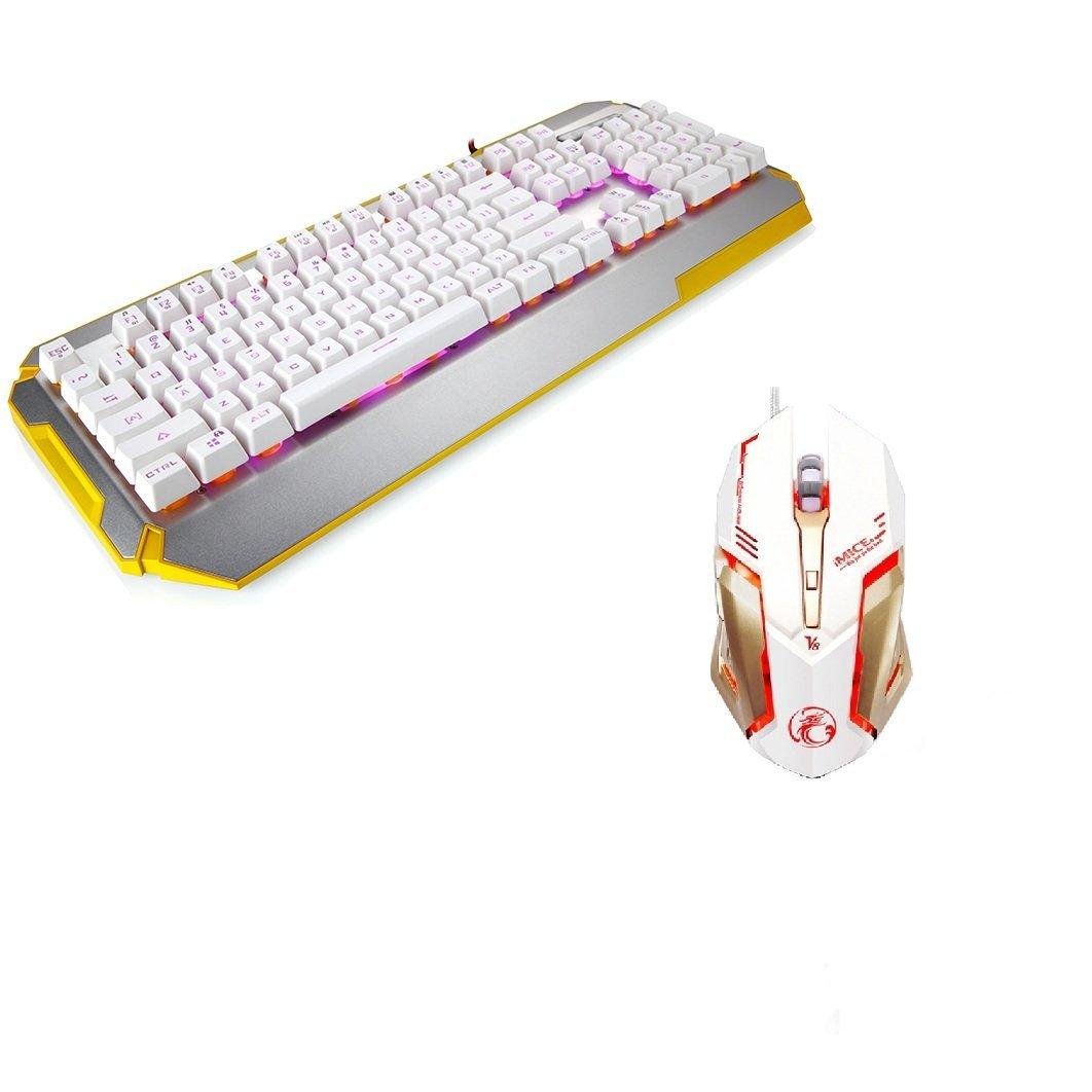 Phụ kiện máy tính bảng  Moveski nối bàn phím chuột bộ trò chơi chuyên nghiệp thi đấu trò chơi điện t