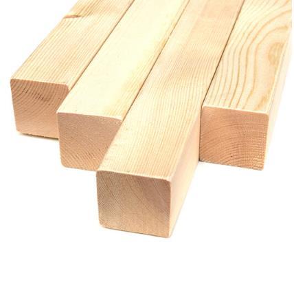 JIASHIFA gỗ 48*48mm gậy gỗ gỗ thô mộc bên tấm vật liệu DIY mô hình gốc gỗ nguyên liệu gỗ thật đấy