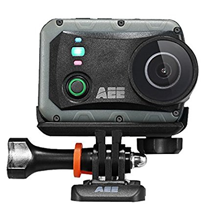 AEE một môn thể thao điện AEE S80 camera (đen) (nhà cung cấp dịch vụ trực giao)