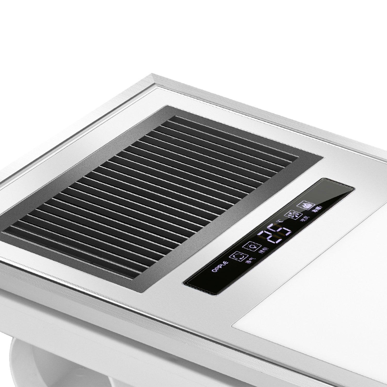 OPPLE tích hợp đèn gió ấm PTC sưởi + + gió chiếu sáng 30*60 cm +LED tăng thông khí