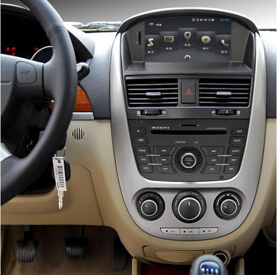 Tích hợp hệ thống điều khiển DVD Buick là bóng vợt Antoine Cora máy định vị GPS thông minh, DVD, một