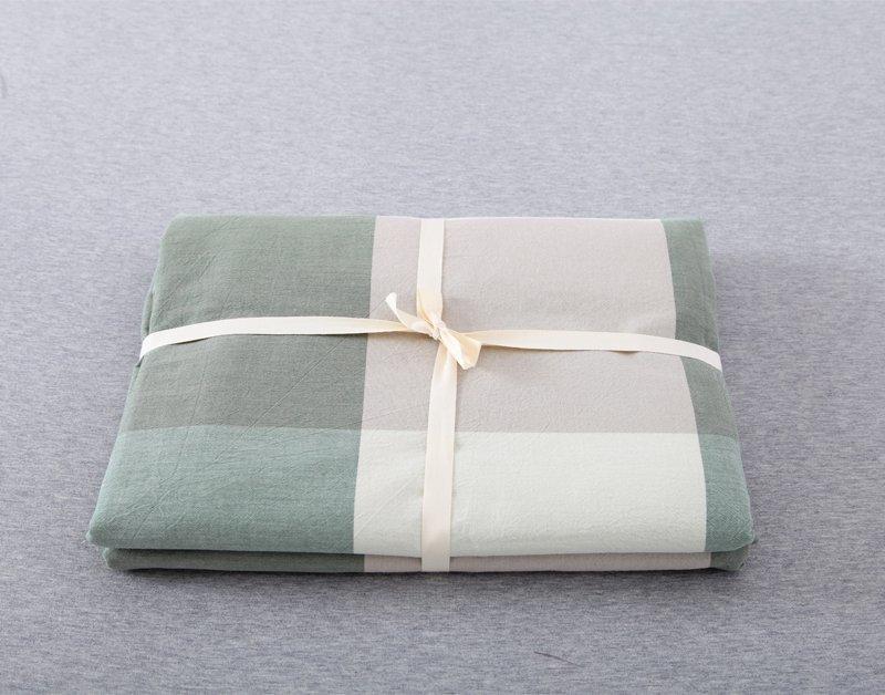 J.H.Longess túi chữ Nhật lương sản phẩm tấm chăn nước rửa bộ không in Nhật Bản vỏ chăn màu đặc đại c