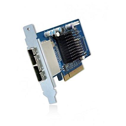 QNAP SAS 6pps thẻ mở rộng hiện F