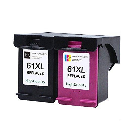 Palmax tương thích HP 61 x L có khả năng cao 2 cái hộp đạn có thể áp dụng cho HP ENVY 45004501450245