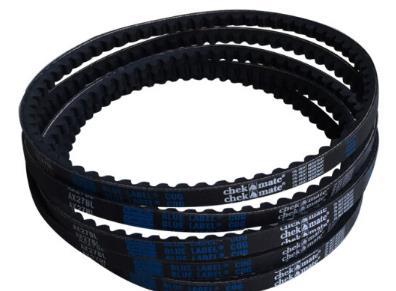 Song hành với đai răng hình tam giác công nghiệp mang vải cùng đai hẹp V dẫn nhập dây đưa máy móc nô