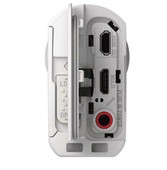 SONY Chuyển động quay camera Sony X3000R hay máy ảnh máy quay giám sát các bộ môn thể thao / 4K chốn