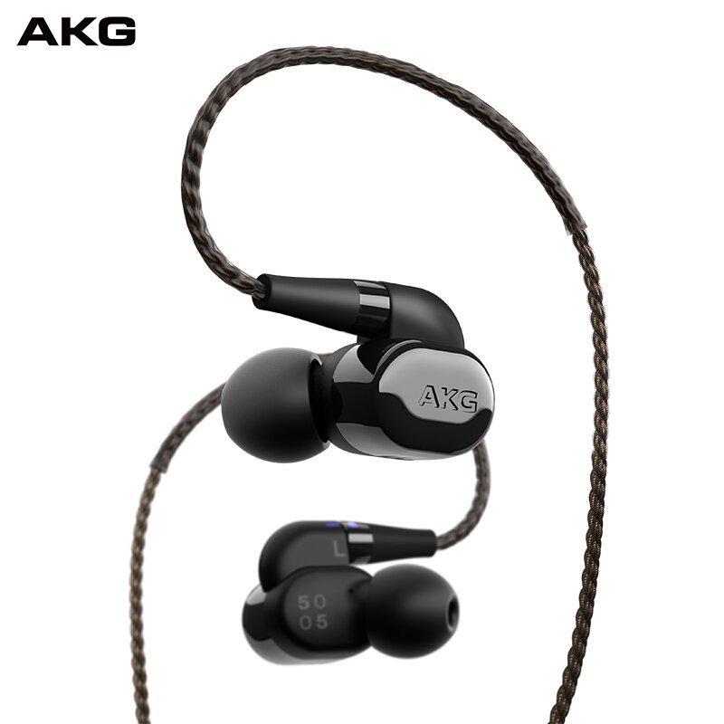AKG N5005 (đen) rõ ràng kiểu tai nghe Bluetooth không dây cao HIFI tai nghe nghe lọt tai