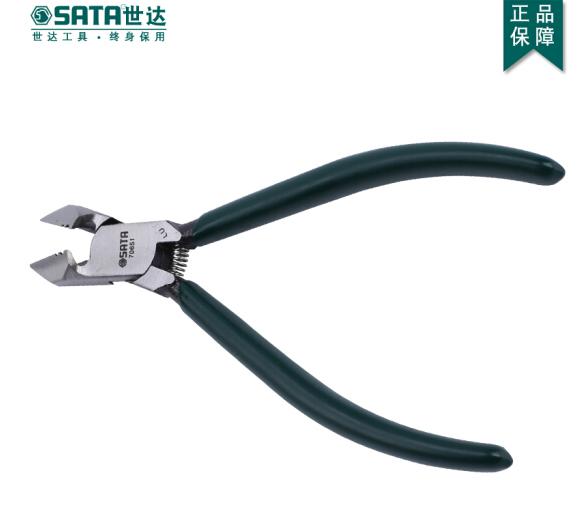 SATA thợ điện, miệng xiên kẹp kìm kẹp có nhiều khả năng mắc lưới điện chéo kẹp đưa miệng lưỡi 70651