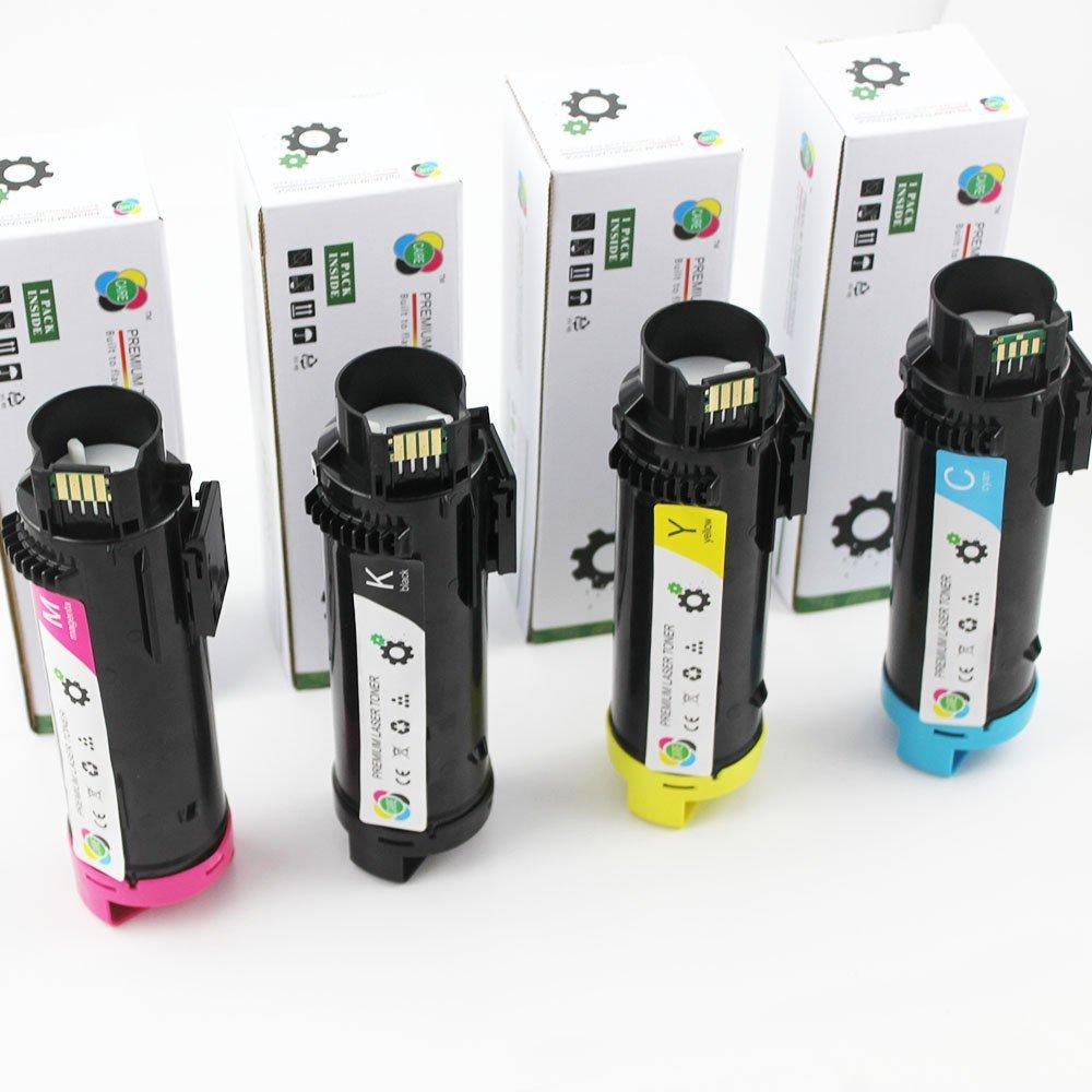 Caire(TM)   4PK Caire (TM) 5.000 & 4000 cao đen khả năng tương thích với mực in laser được áp DE