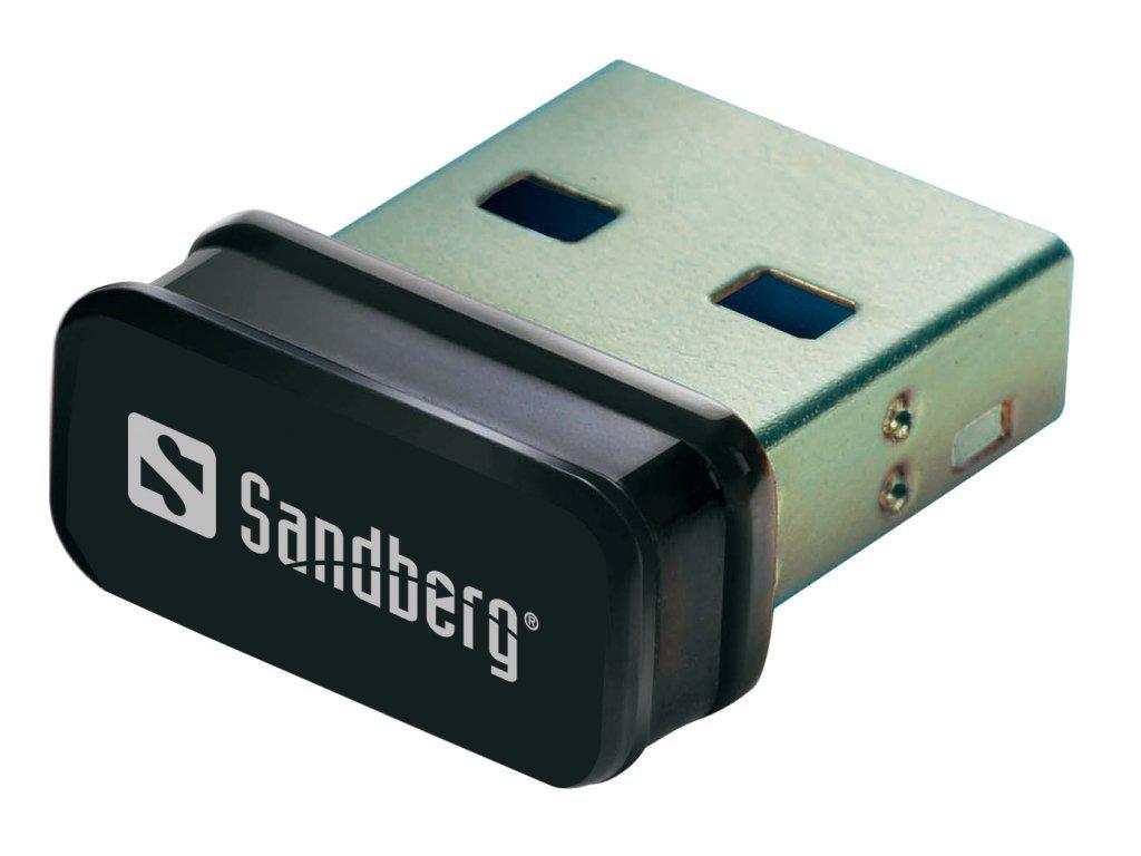 sandberg USB adapter không dây siêu nhỏ