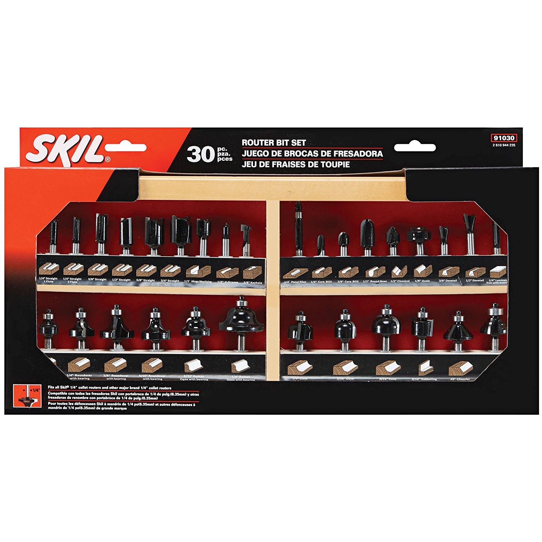 SKIL    Kỹ thuật máy cắt bộ 91030 cacbua, 30 đô.