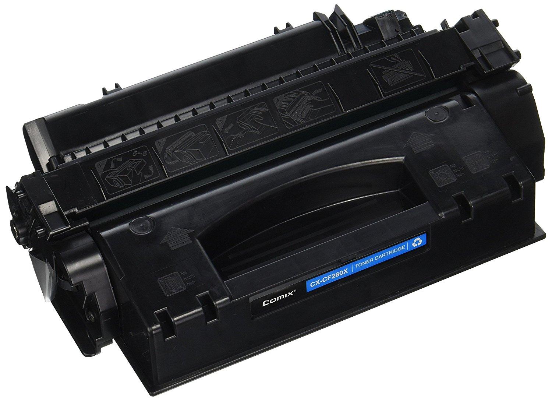 COMIX tương thích thay thế việc áp dụng cho HP 80 x (đen)