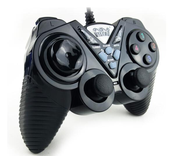 WELCOM nối USB. Trò chơi máy tính cầm PC360 win7/10 đôi trời NBA đen đánh rúng động.