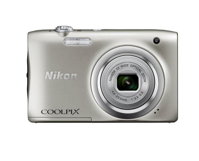 NIKON Máy ảnh Nikon (NIKON) Coolpix A100 xách tay máy ảnh kỹ thuật số (2005 triệu điểm ảnh 2.7 inch