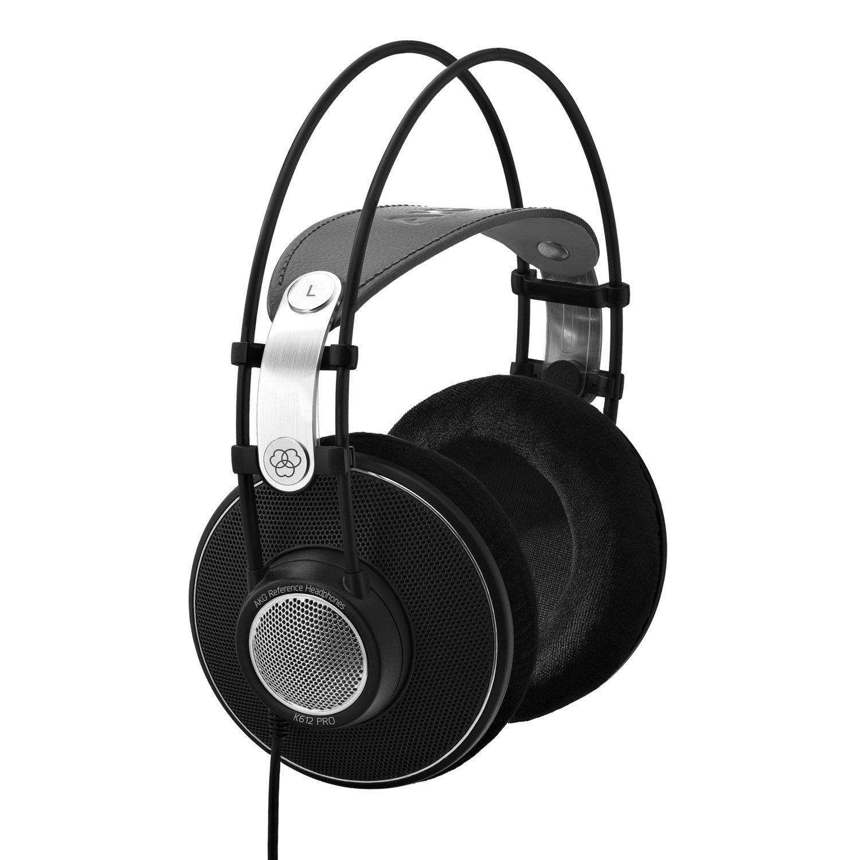 AKG yêu công nghệ chuyên nghiệp K612 PRO nghe tai nghe K601 phiên bản nâng cấp bằng sáng chế công ng