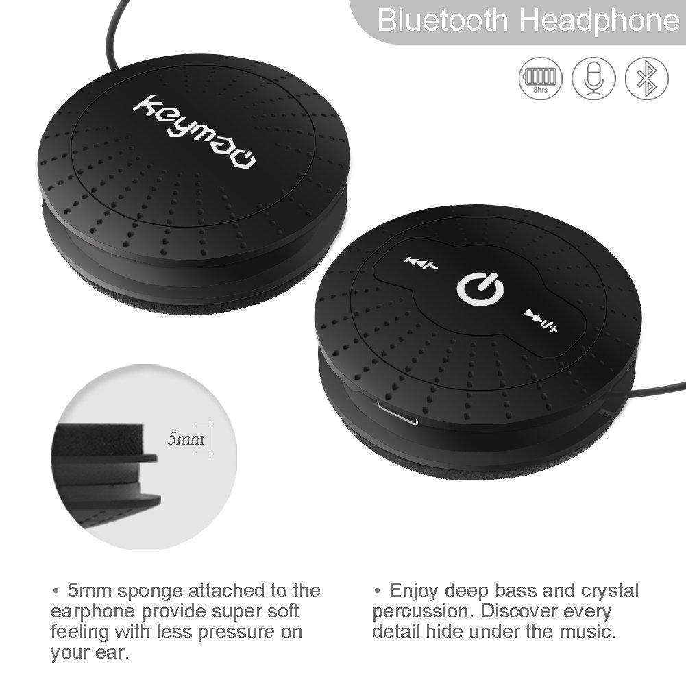 Tai nghe Bluetooth headwear áp dụng cho và keymao headwear mang tai nghe