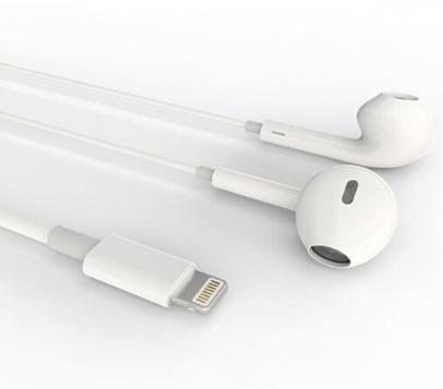 tai nghe tai nghe có thể áp dụng cho điện thoại di động mới ráp xong FULEXI táo 7 thế hệ 7 Lightning
