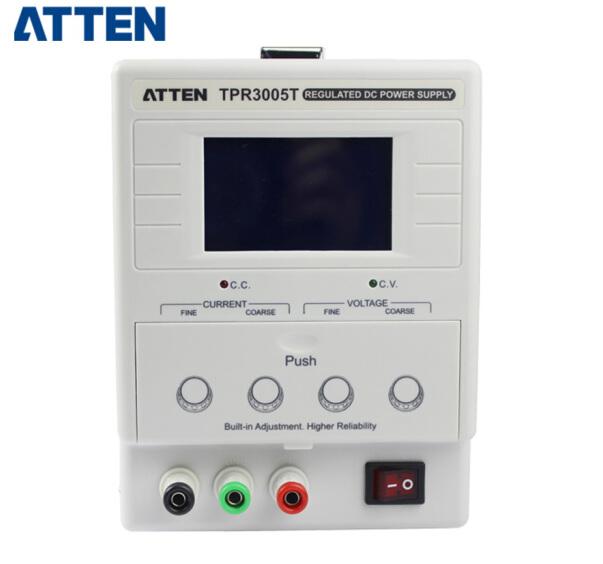 ATTEN  Bình an khoẻ mạnh thư DC điện điều chỉnh sửa điều chỉnh tuyến tính TPR3005T 30V5A