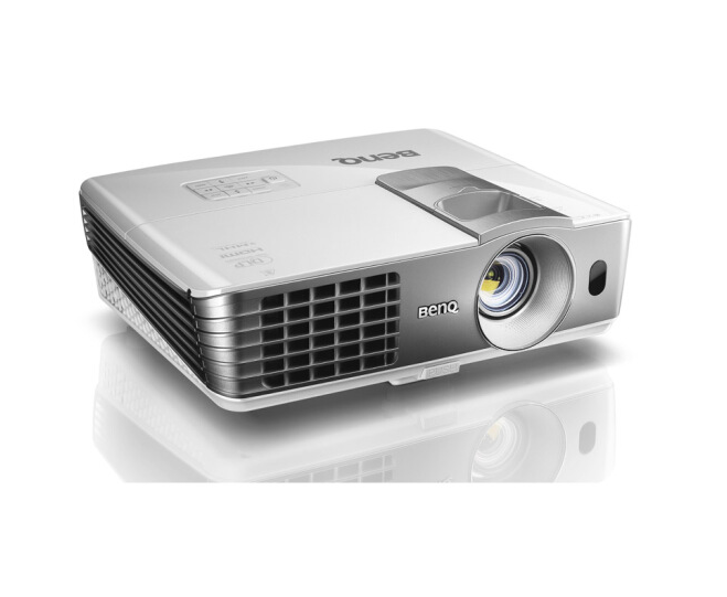 BenQ Máy in (BenQ) W1070+ Beamer (bởi máy gia dụng có độ phân giải / Blu - ray khoảng 2.200 3D chỉnh
