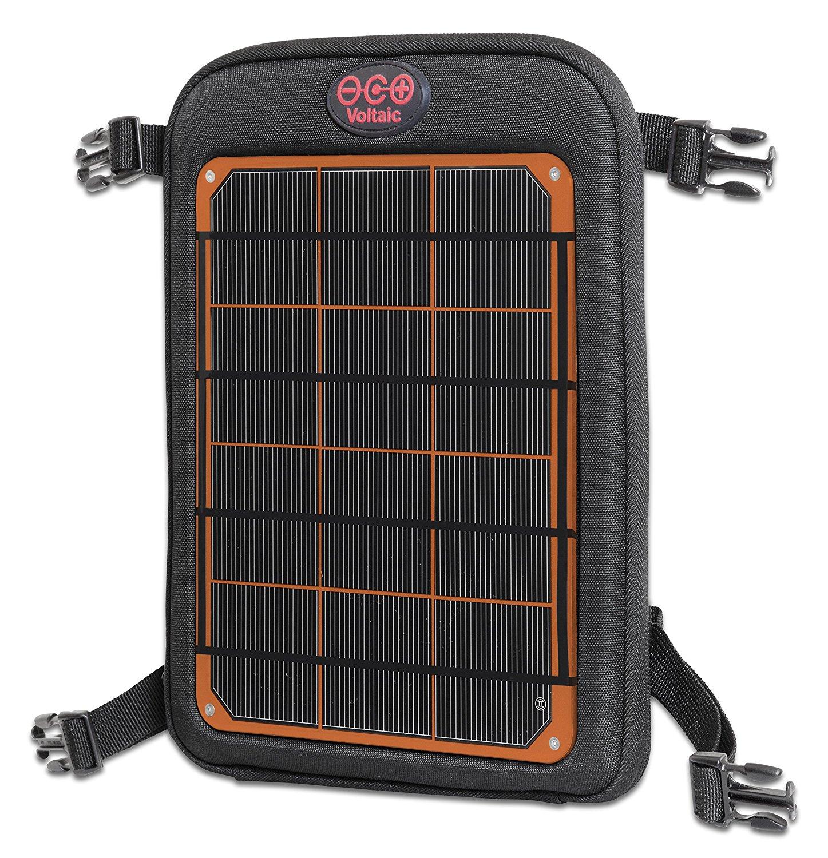 Voltaic Systems    Hệ thống điện năng lượng Mặt trời – cầu chì 6 ngói USB Charger đưa gói pin dự phò