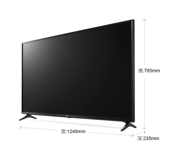 Samsung (SAMSUNG) UA65MUC30SJXXZ 65 cm bề mặt HDRName 4K siêu độ nét cao mạng lưới tinh thể lỏng Sma