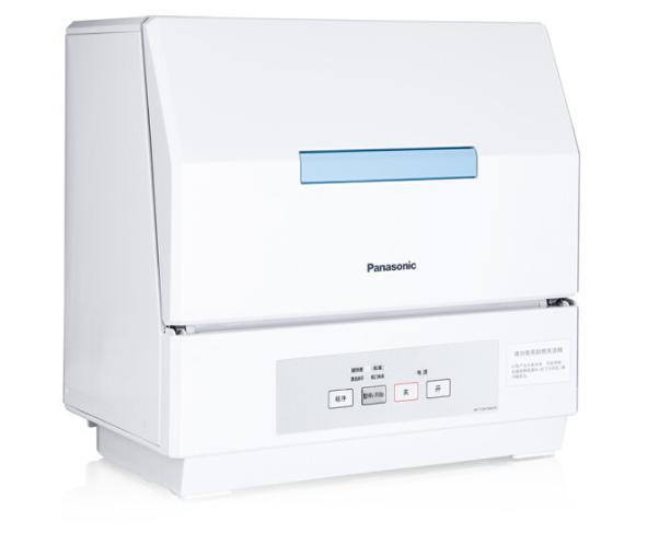 Panasonic Panasonic (Panasonic) 4 bộ nhà máy rửa chén 70 độ sấy khô nhỏ loại tự động hoàn toàn độc l