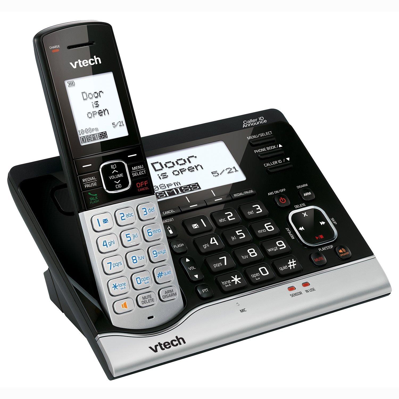 Vtech thể hiện – hệ thống giám sát vô tuyến không dây kỹ thuật – DECT 6.0