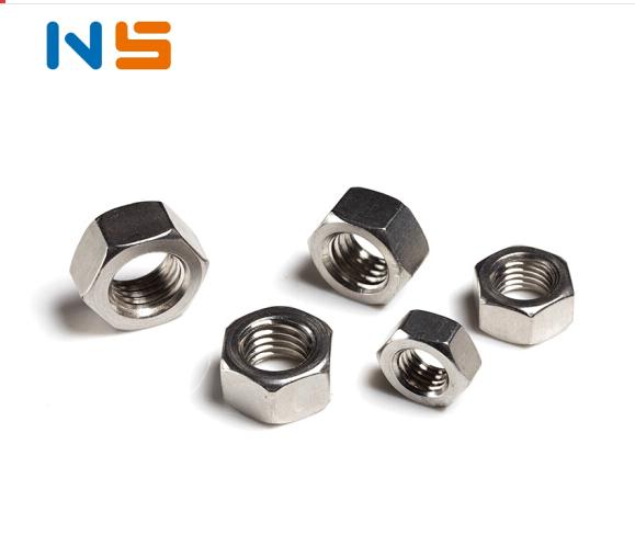 NS NS/M1.6-M30/ toàn series 304 thép không gỉ thép không gỉ đai ốc 6 hạt / góc /M1.6/2/2.5-30 M5 (2