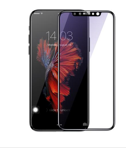 Miếng dán màn hình Lần Tư (Baseus) táo x thuỷ tinh công nghiệp điện thoại cả màng iPhoneX/10 toàn m