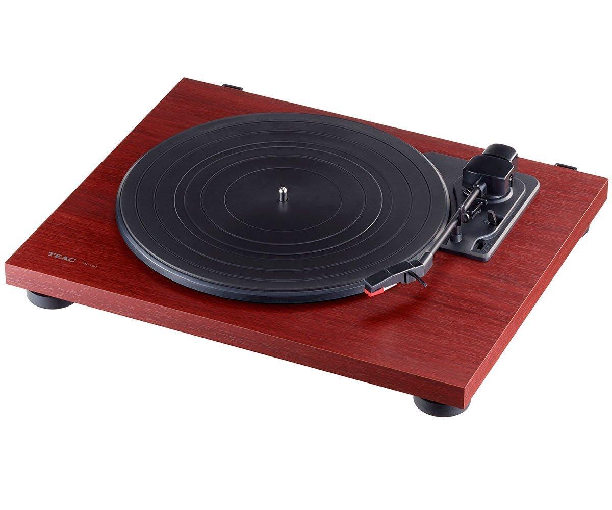 Teac TN - 100 (CH) máy hát (33 / 45 quay, máy hát, tích hợp USB - tiền đạo số khuếch đại, xuất trình