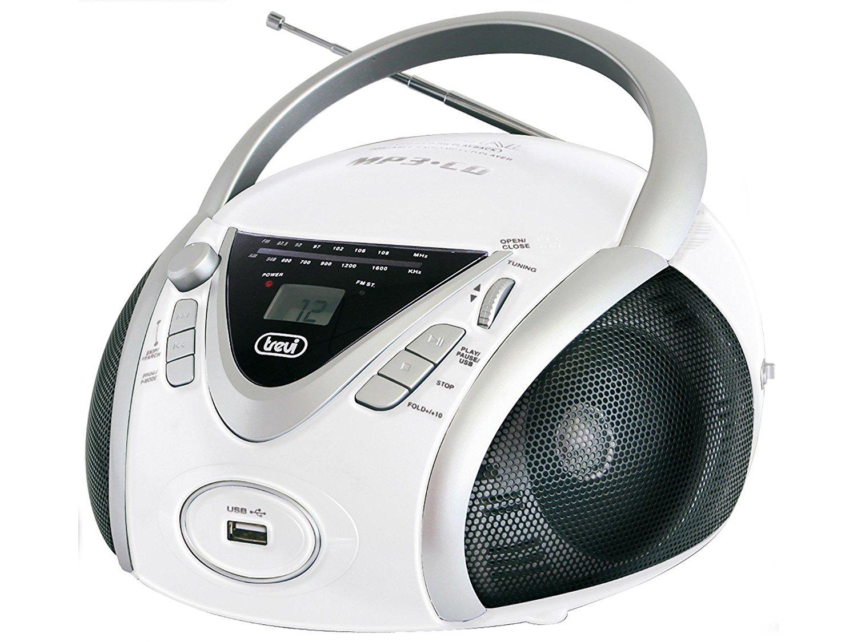 Trevi    542 xinh xắn xách tay xách tay loại máy thu ước CD - MP3 của PMCS USB.542 xinh xắn xách tay