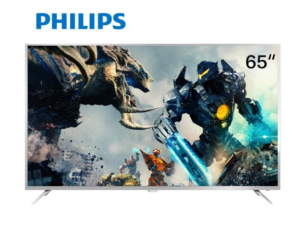 Philips (PHILIPS) 65PUF6392/T3 65 inches viền kim loại HDRName 64 bit 10 hạt nhân hai 4K siêu độ nét