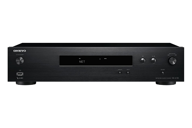 Mạng lưới ONKYO ns-6130-b Player - đen.