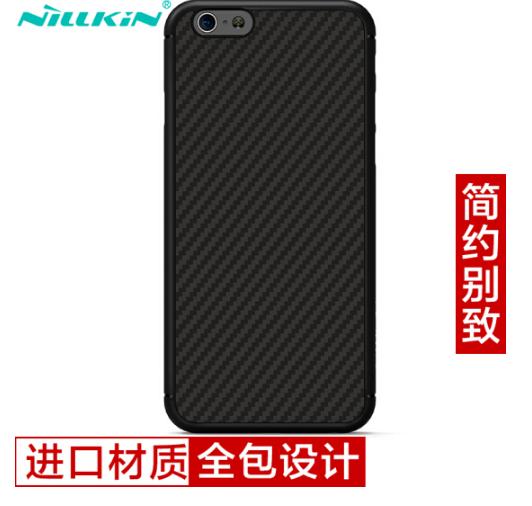 NILLKIN (NILLKIN), táo 6splus/iPhone6plus sợi không đầy vỏ điện thoại bảo vệ bảo vệ / bộ / điện thoạ