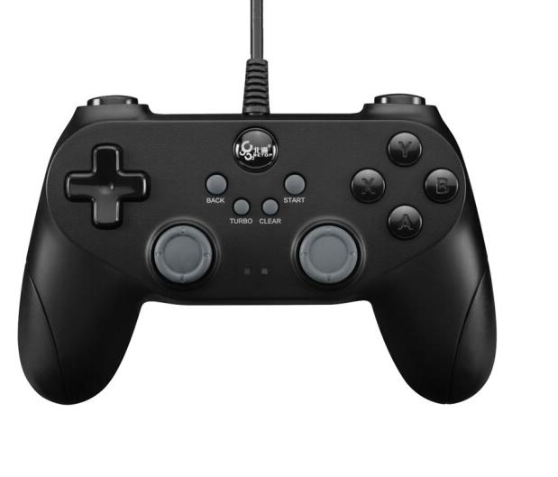 (Betop) BTP-BD2F Bat D2 PC& Android được rung động trò chơi cầm. Nửa đêm Edition