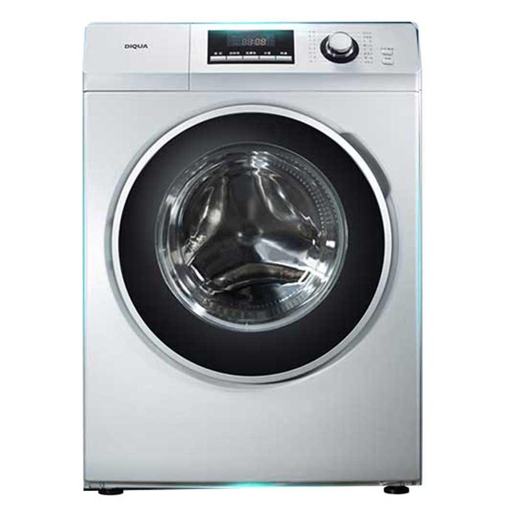 Sanyo DG-F90322BS 9 kg thay đổi tần số, con lăn máy giặt một 9KG bạc