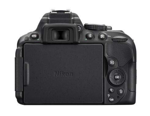 máy ảnh Nikon (Nikon) D5300 đen mũi máy bay.
