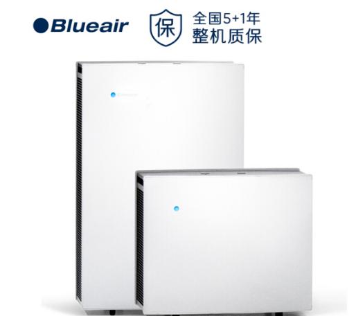 Blueair (Blueair) máy lọc không khí Pro Series suit Pro m + Pro L sẽ hiệu quả.