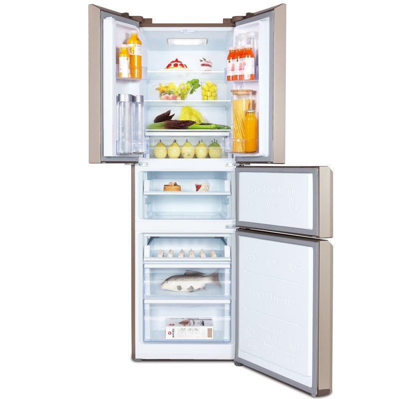 TCL 282 BCD-282KR50 lên tủ lạnh tủ lạnh (nhà cung cấp tự động trừ sương Dommen thẳng đưa)