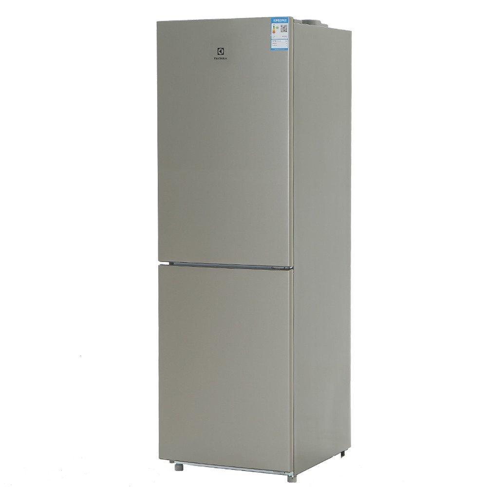 Electrolux EBE2102TD 215 lít tủ lạnh thông minh rã đông titan vàng xám.