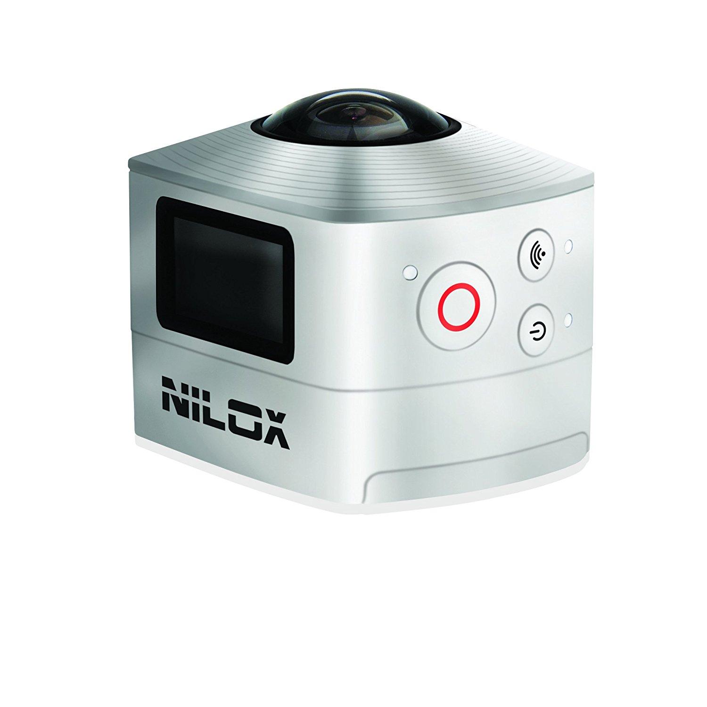 Nilox Hành động nilox cam EVO camera kỹ thuật số 360, cả độ nét cao 1920 x 1440, 30 khung hình, 8 MP