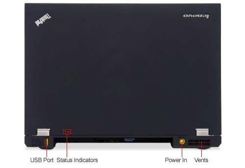 Lenovo  Lenovo liên tưởng ThinkPad T420 14 inch dẫn máy tính xách tay đen (Intel i5-2520M, 4 GB RAM,