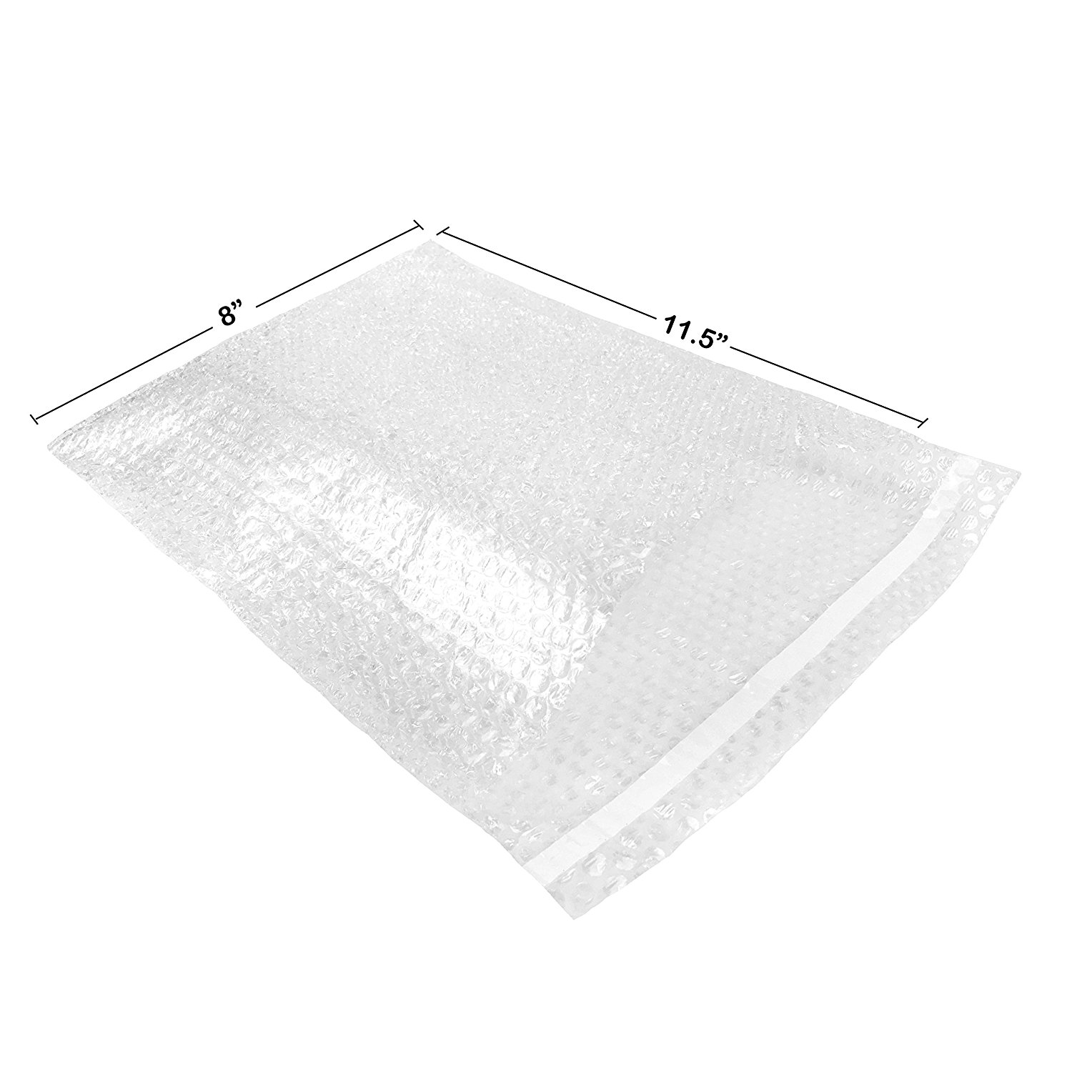 Uboxes   50 bong bóng túi – 50.80 cm x self-sealing Packing Moving túi Pouches